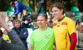 L. Zareckas ir A. Veryga susikovė 5 km dvikovoje: lyderis išryškėjo iškart