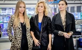 Debiutinę H. Klum kolekciją garsios Lietuvos moterys pristatė prekybos centre