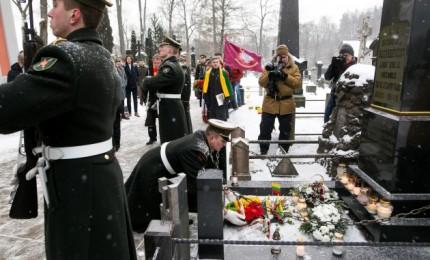 Lietuva švenčia jubiliejinį gimtadienį
