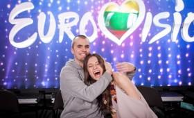 """Lietuva į """"Euroviziją"""" siunčia Ievą Zasimauskaitę"""