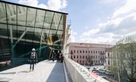 Netrukus Vilniuje duris atvers pasaulinio garso architekto šedevras