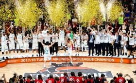 """Trileris Eurolygos finale: """"Real"""" nukarūnavo Eurolygos čempionus"""