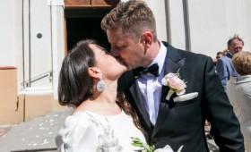 Trakuose ištekėjo atlikėja Evelina Sašenko