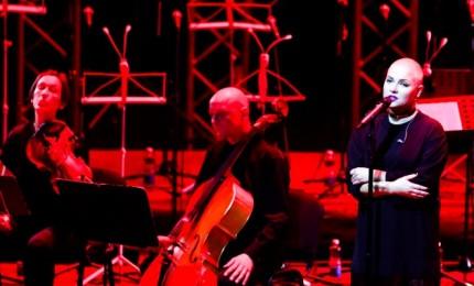 Suskambo vienintelis solinis Jazzu koncertas pajūryje: atlikėja neslėpė kvapą gniaužiančio jaudulio