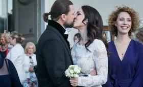 Vilniuje susituokė Valda Bičkutė: aktorės sutuoktinis buvo jos vaikino geriausias draugas