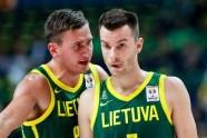 Iki pasaulio čempionato – vienas žingsnis: Lietuva – Nyderlandai